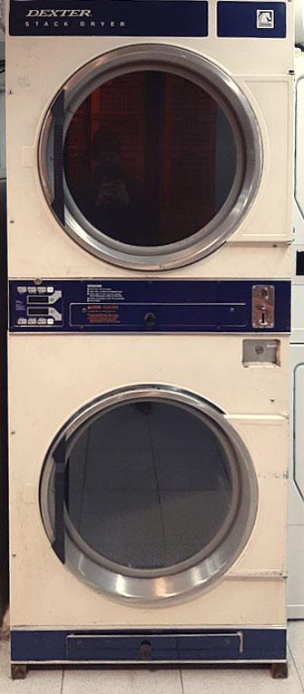 Secadora Dexter DLC30X2