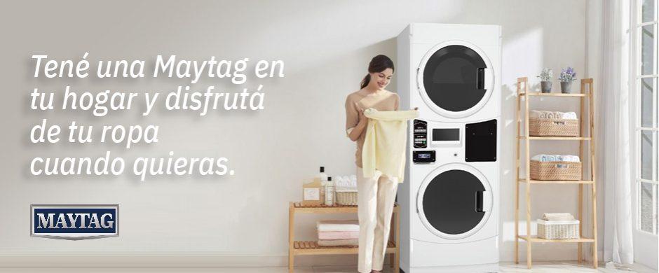 Lava-Secadora Maytag
