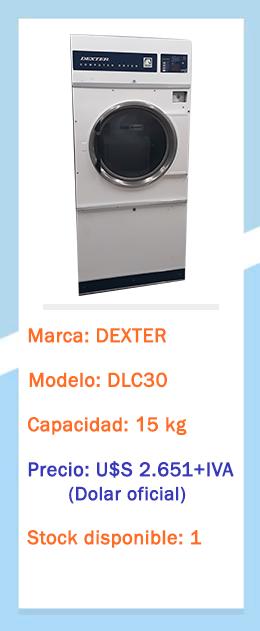 Secadora DEXTER