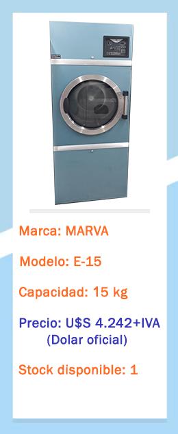 Secadora E-15