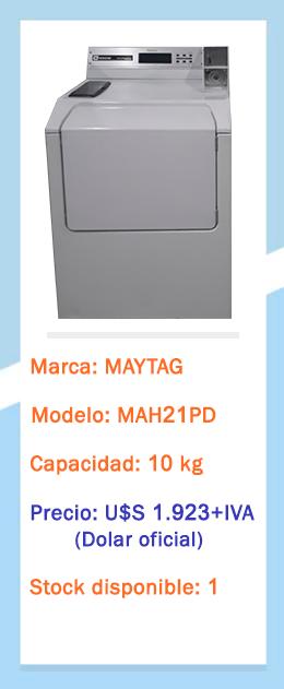 Lavadora MAH21PD
