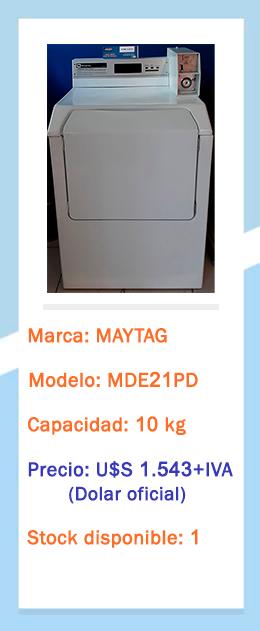 Secadora MDE-21PD